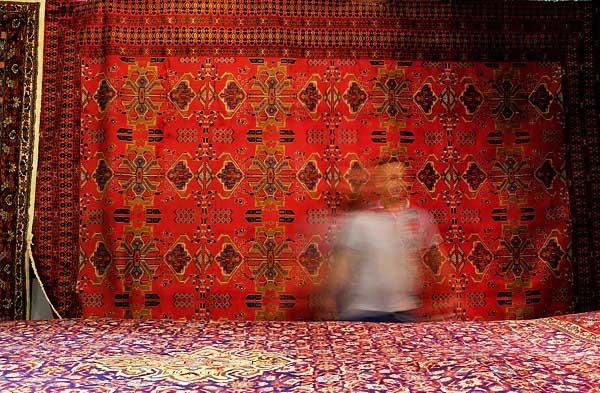 hand-woven carpet21