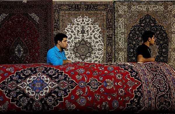hand-woven carpet23