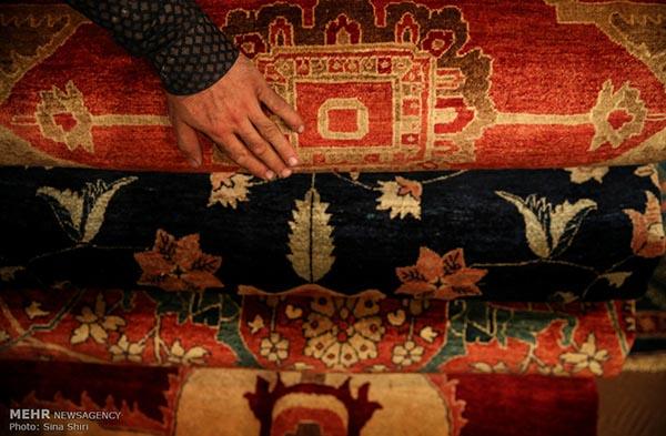 hand-woven carpet30