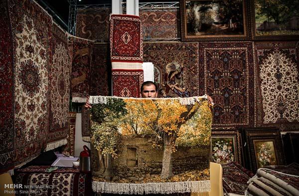 hand-woven carpet45