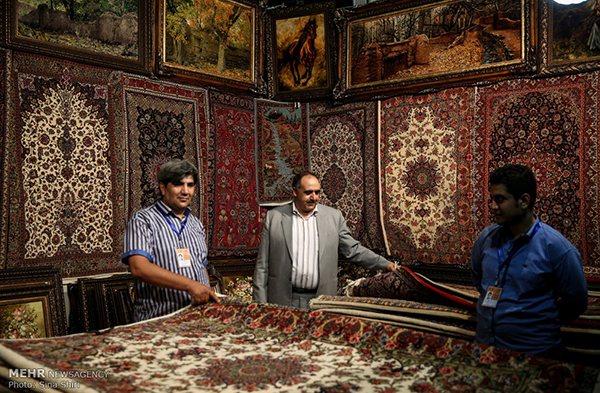 hand-woven carpet53