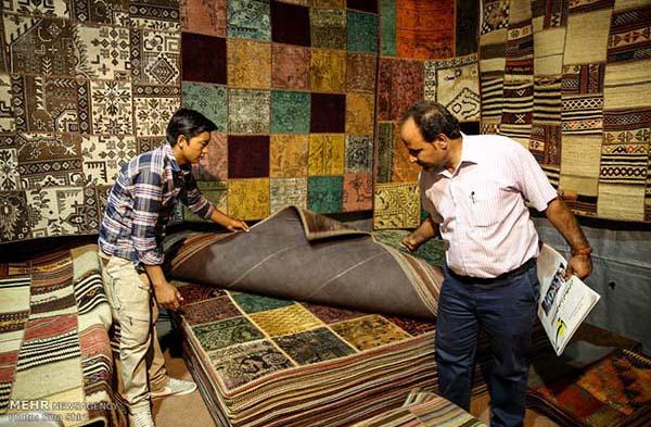 hand-woven carpet67