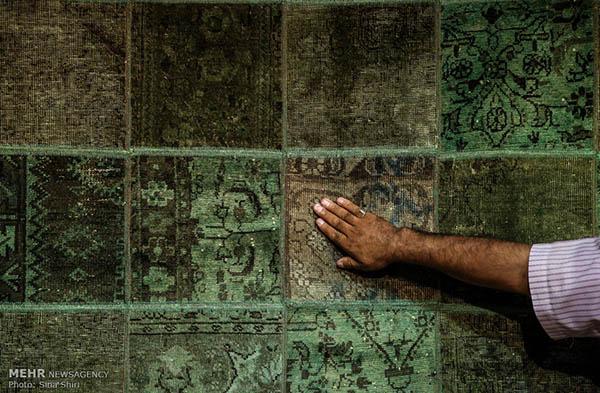 hand-woven carpet967