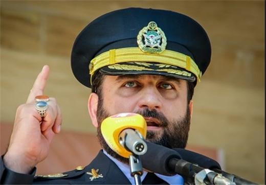 General Farzad Esmaili