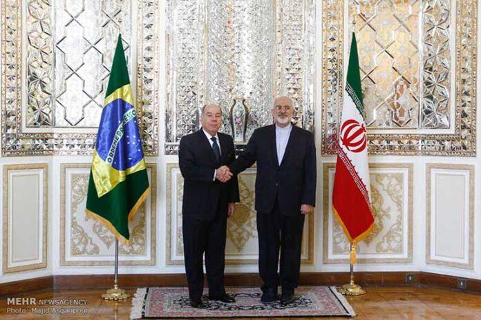 Brazilian top diplomats1830865__38G8971