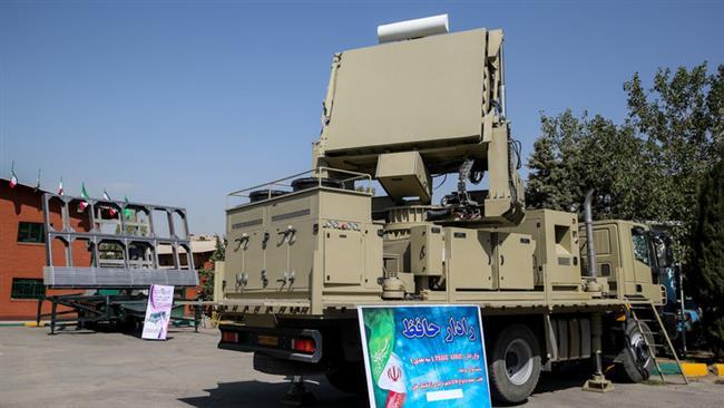 Iran Hafez Radar System