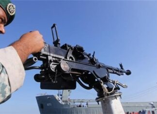 Iran Naval Force