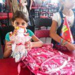 Iranian dolls handed