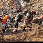 Iranian women scale mountain-4520456