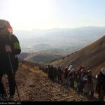 Iranian women scale mountain-4520458