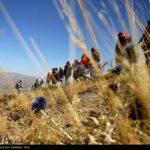Iranian women scale mountain-4520474