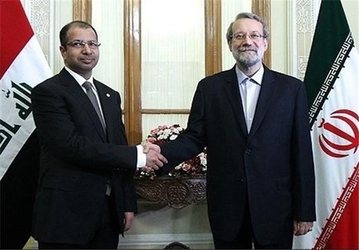 Larijani-Iraq