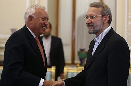 Larijani-Spain