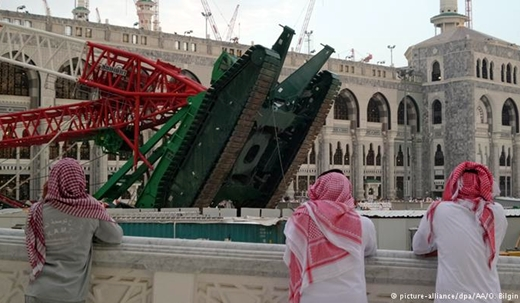 Mecca Accident