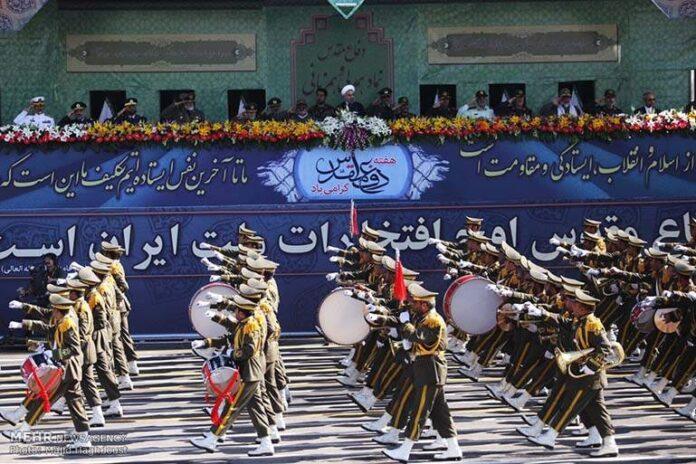 Military parade0