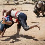 Nomadic sport festival
