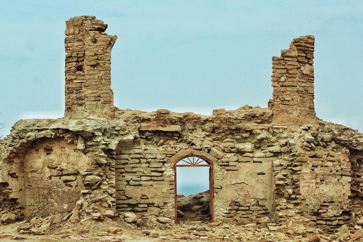 Portuguese Castle - Chabahar