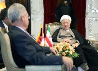 Rafsanjani-Austria