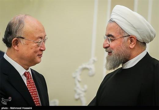 Rouhani-Amano