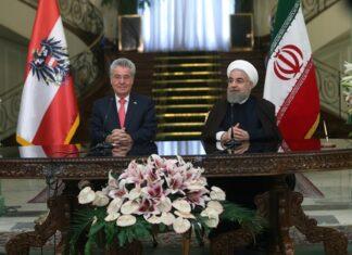 Rouhani-Austrian president