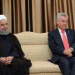 Rouhani-Austrian president-Leader