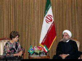 Rouhani-Brazil