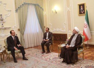 Rouhani-Hungary