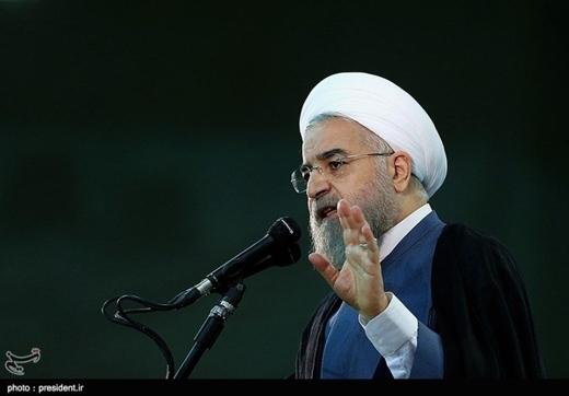 Rouhani-IRGC