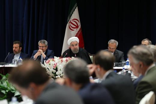 Rouhani-USA