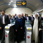 Rouhani-subway line0