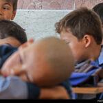 School for migrant children-14