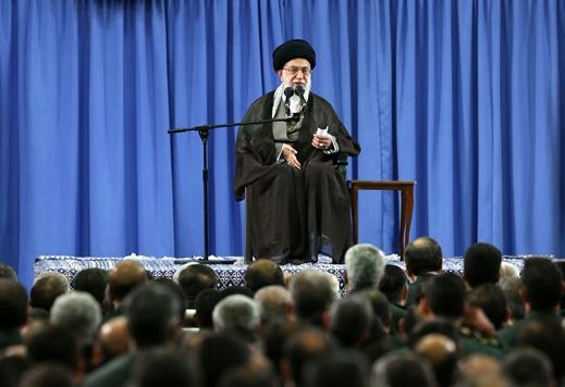 Supreme Leader-IRGC