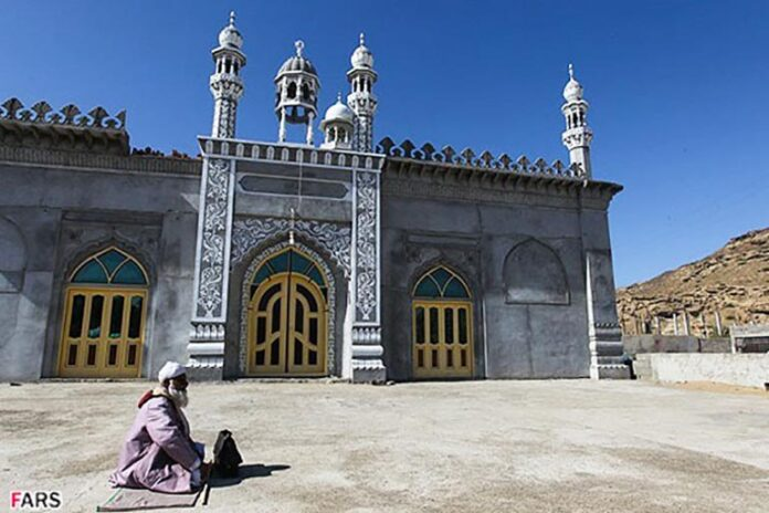 Tis Mosque, Millennium-Old Building in Southeastern Iran