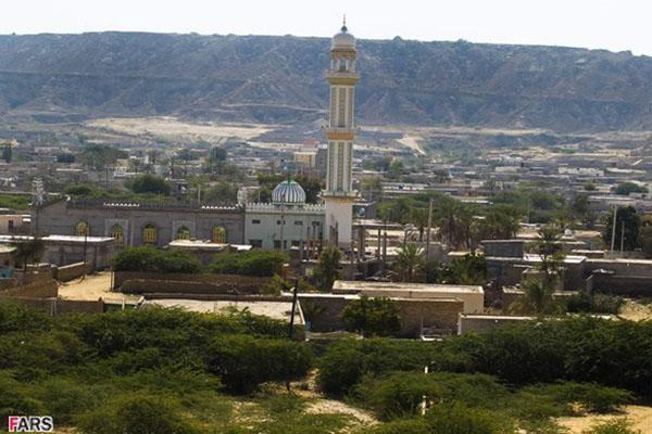 Tis Mosque, Chabahar