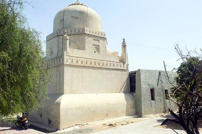 chabahar seyyed gholam rasoul tomb