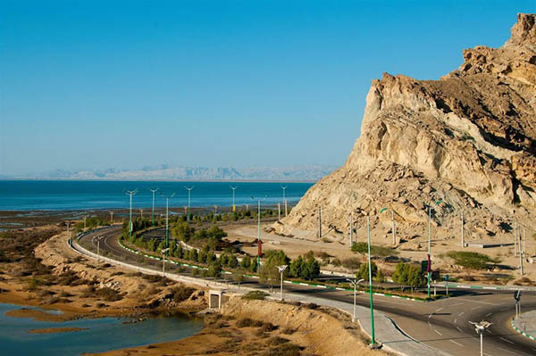 Iran's southernmost city