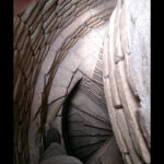 shaking adobe minaret28877