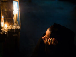 Candle-light-Tehran0