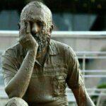 Muddy artist