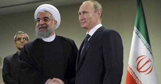 Putin-Rouhani