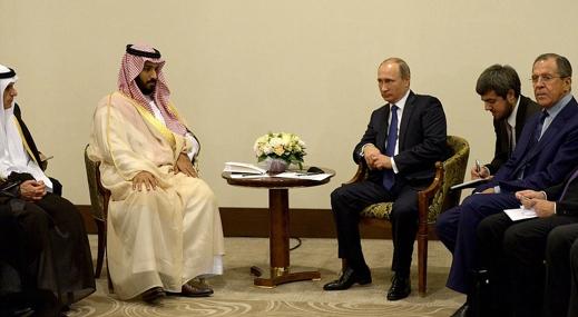 Putin-Saudi