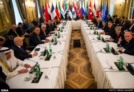 Syria Talks Vienna