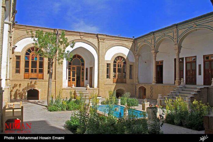 Zand Historical House0