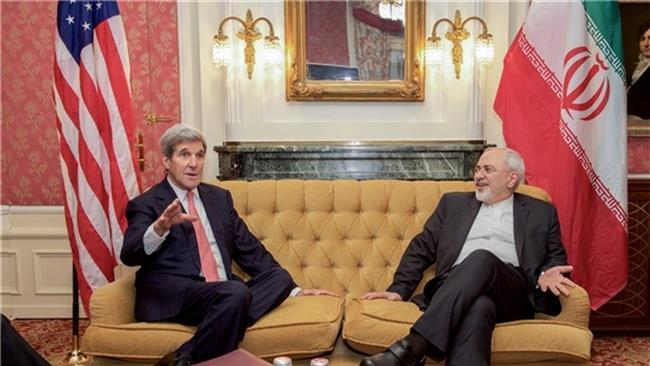 Zarif-Kerry-Syria