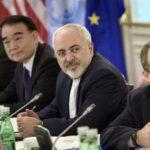 Zarif-Syria-Talks