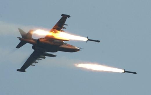 air_strike_Russia-Syria