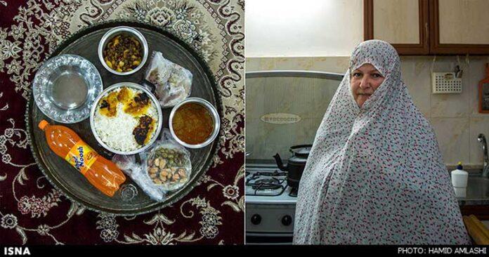 food in northern Iran 0