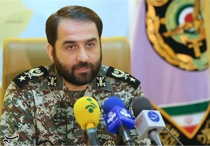 General Farzad Esmaeili