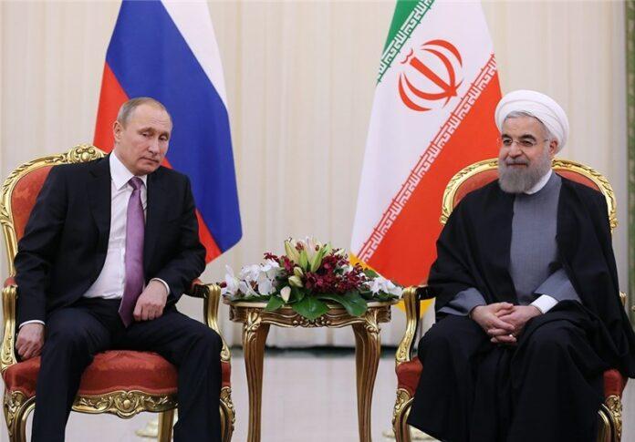 Rouhani-Putin