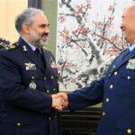 Iran-China-military